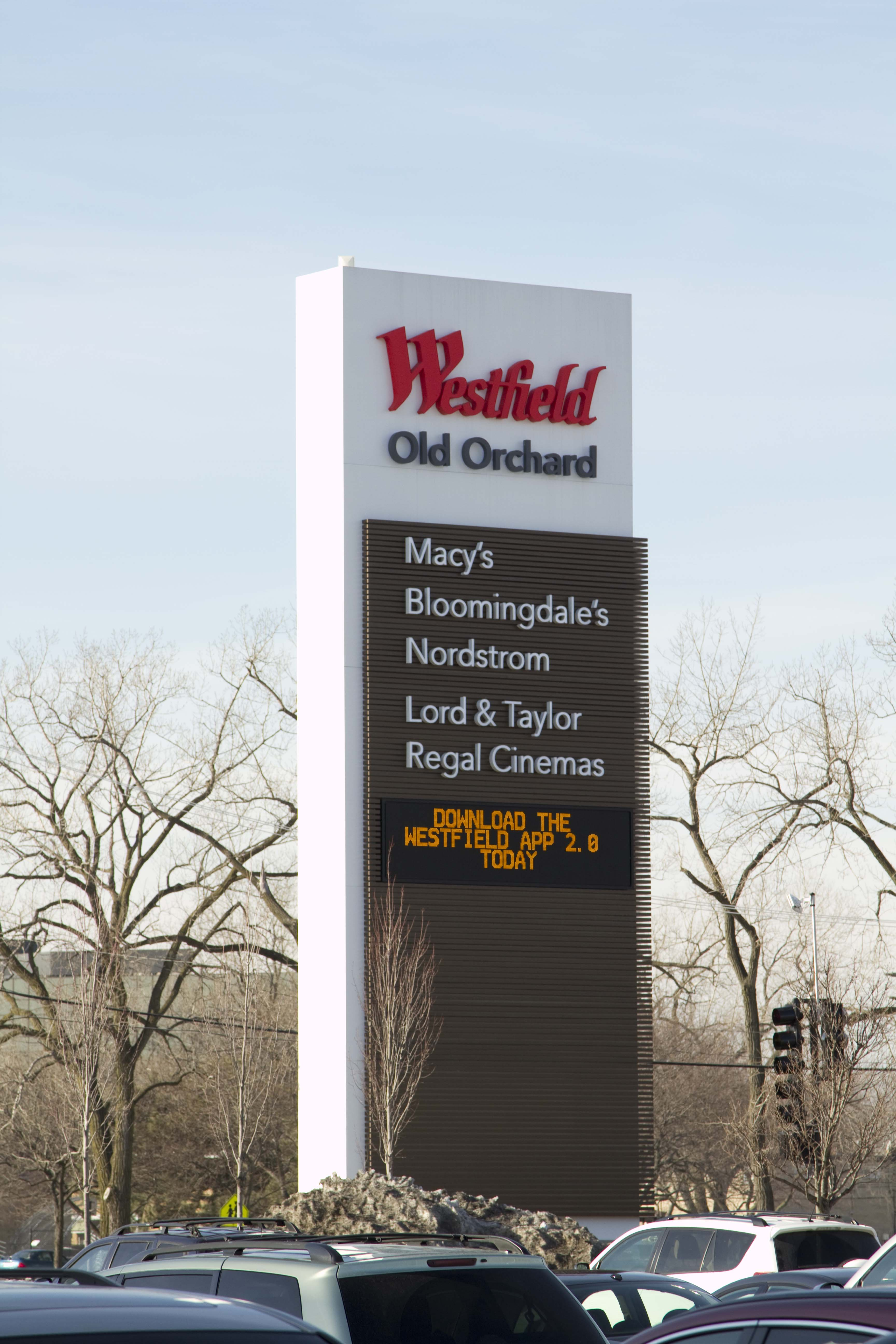 Digital Sign Shopping Mall