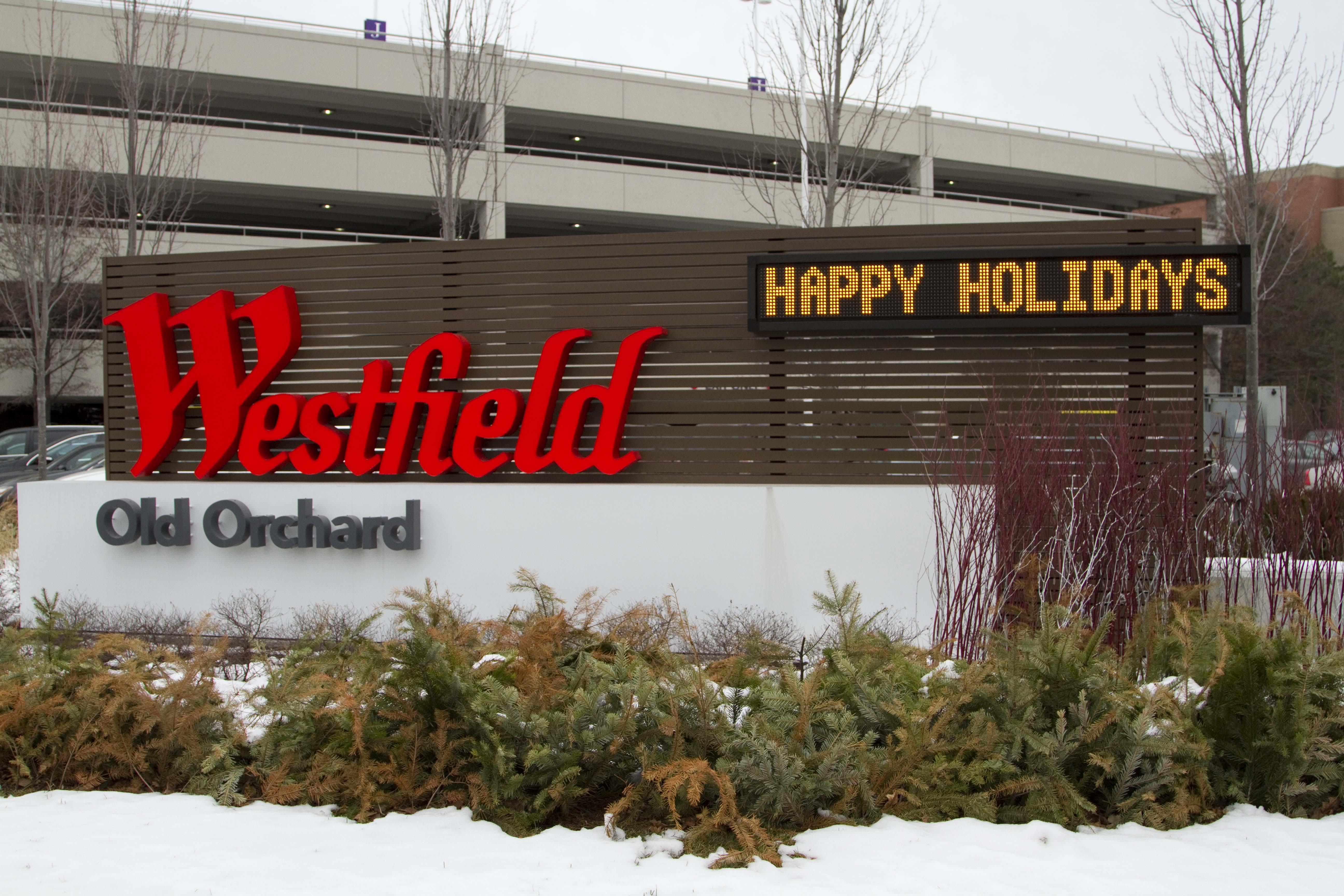 Westfield Electronic Message Center