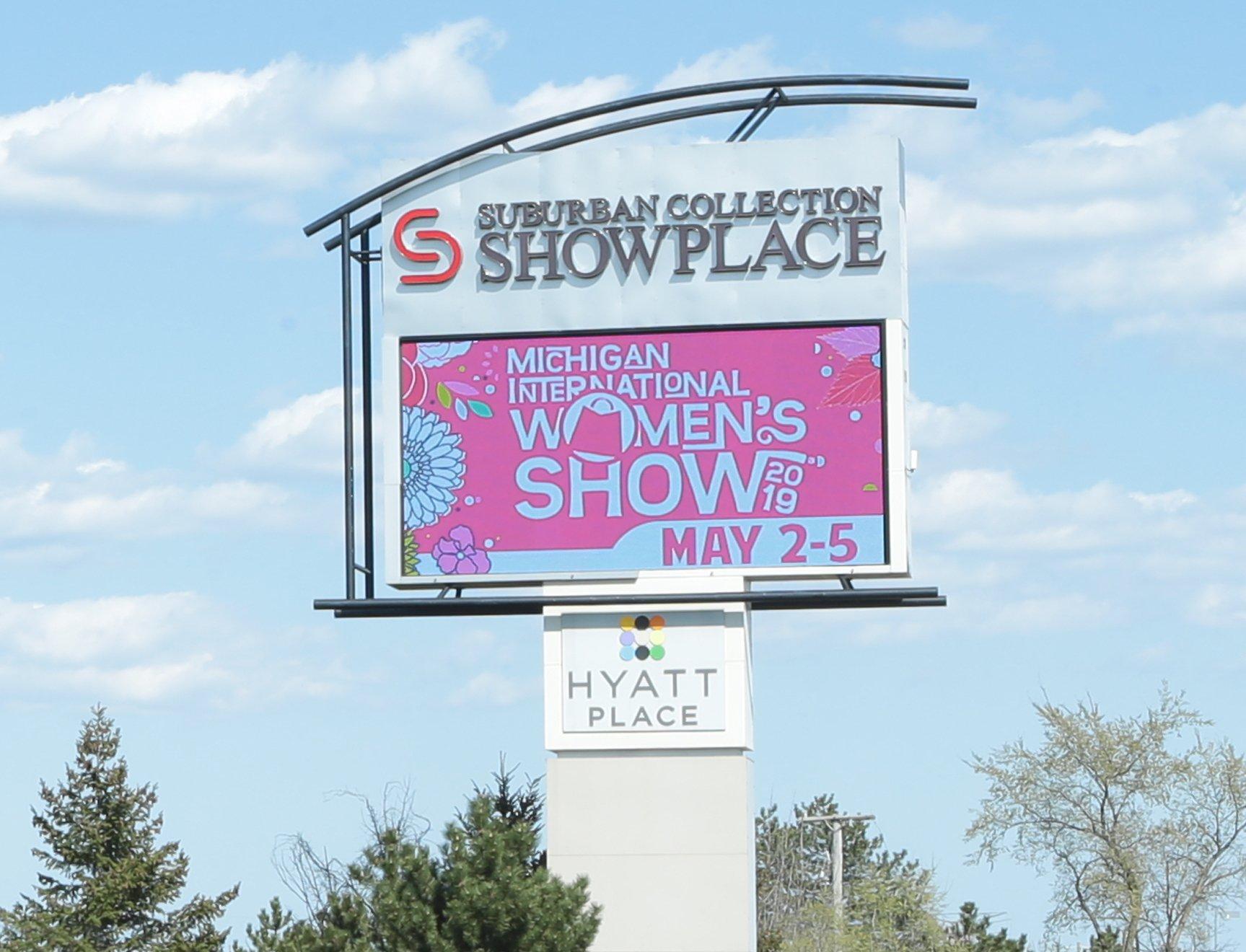 Suburban-womens show