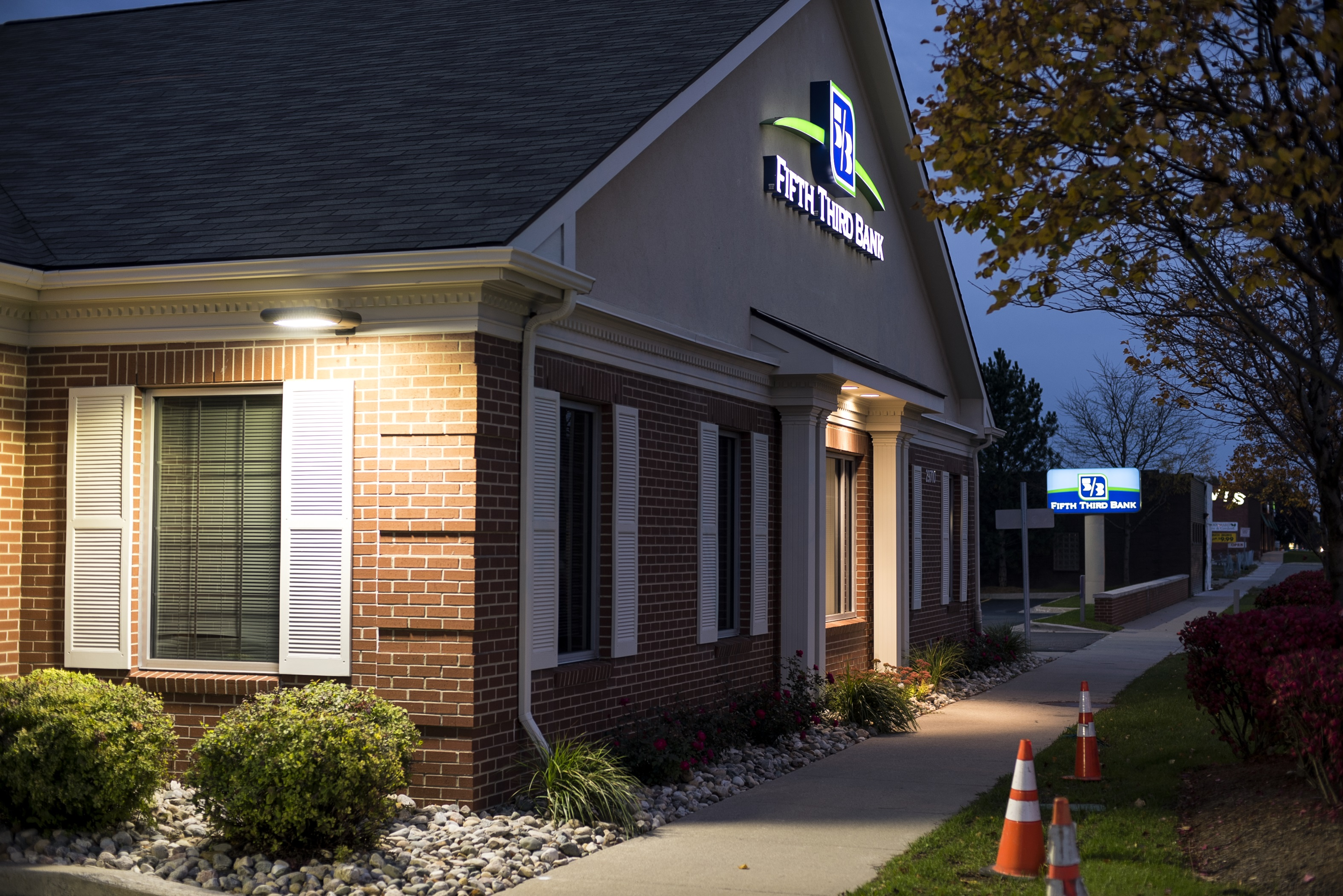 Fifth Third sees a multi-million dollar net profit improvement after upgrading their LED bank lights