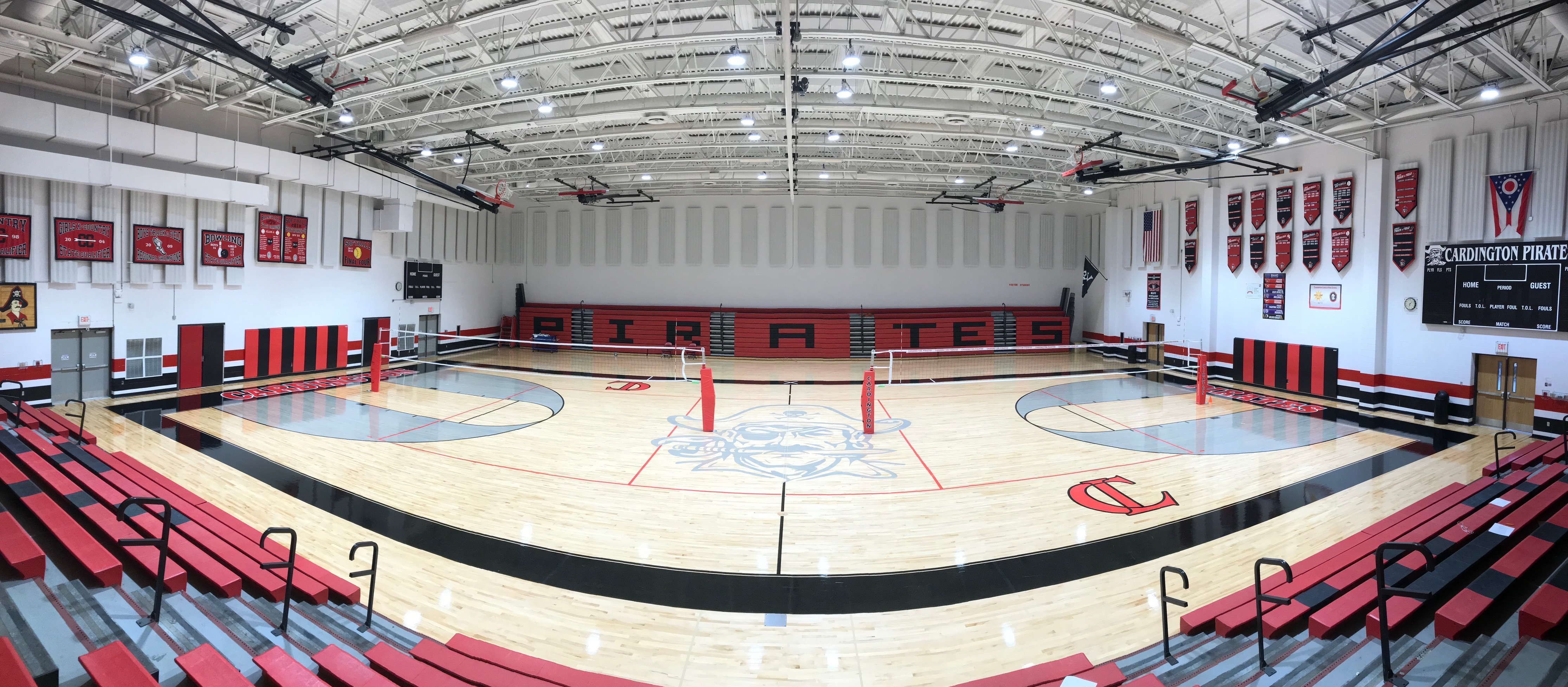 Cardington-Lincoln High School Achieves NCAA Lighting Level Requirements