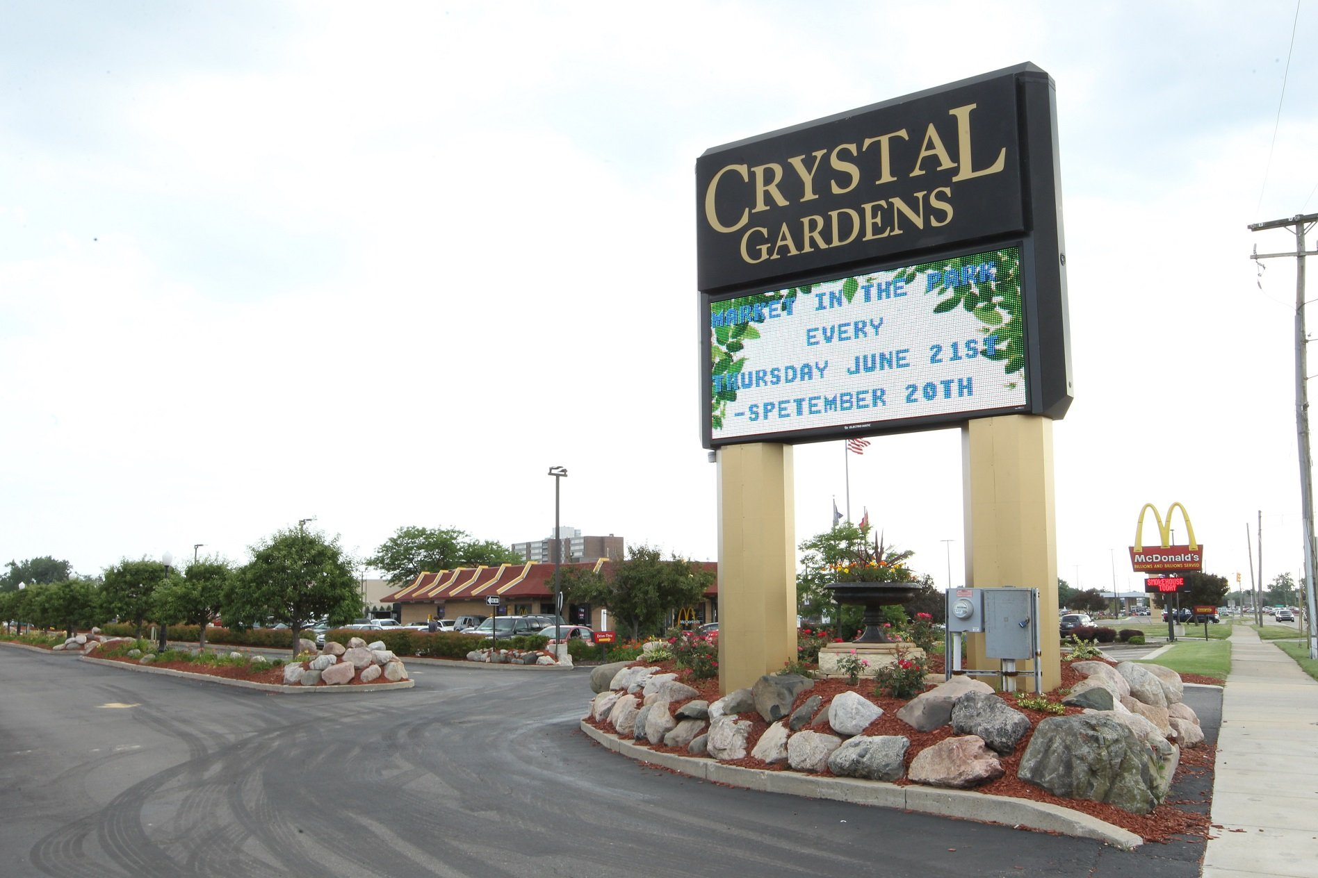 Crystal Gardens Upgrades to the Modern Technology of EM Fusion Series