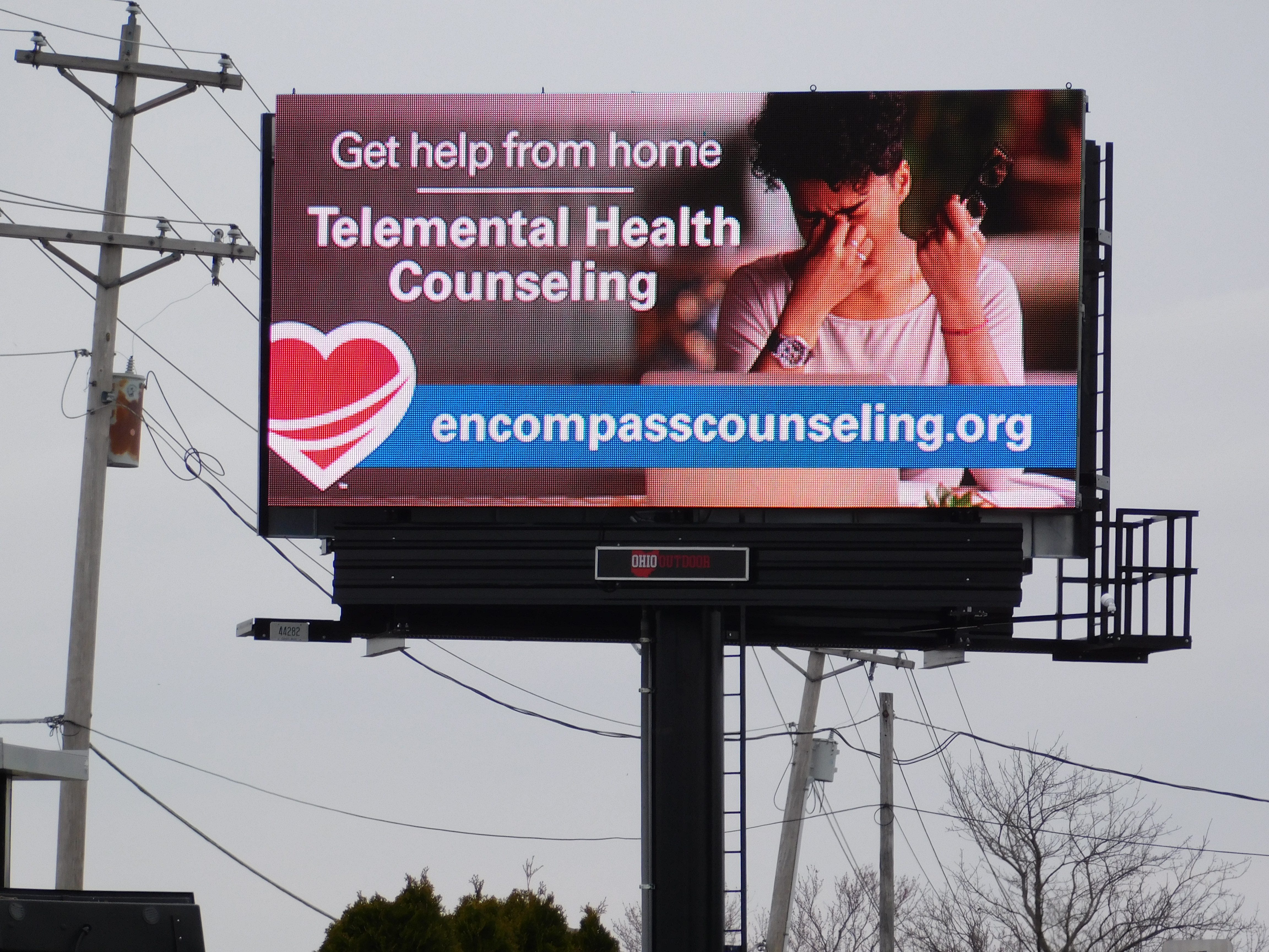 Ohio Outdoor Helps Local Businesses Advertise During COVID-19 Pandemic