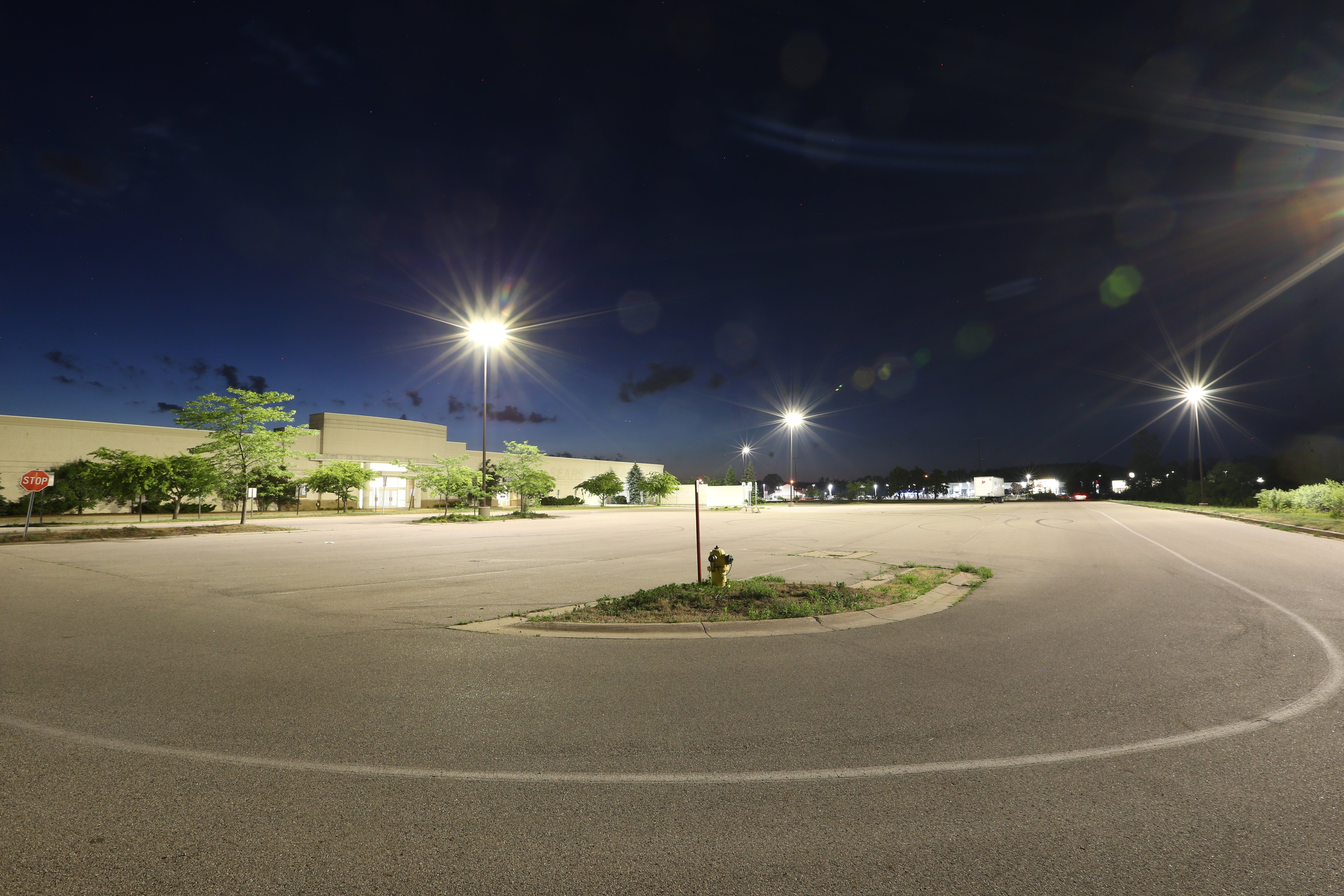 Lakes Mall Reduces Energy Costs with LED Lights