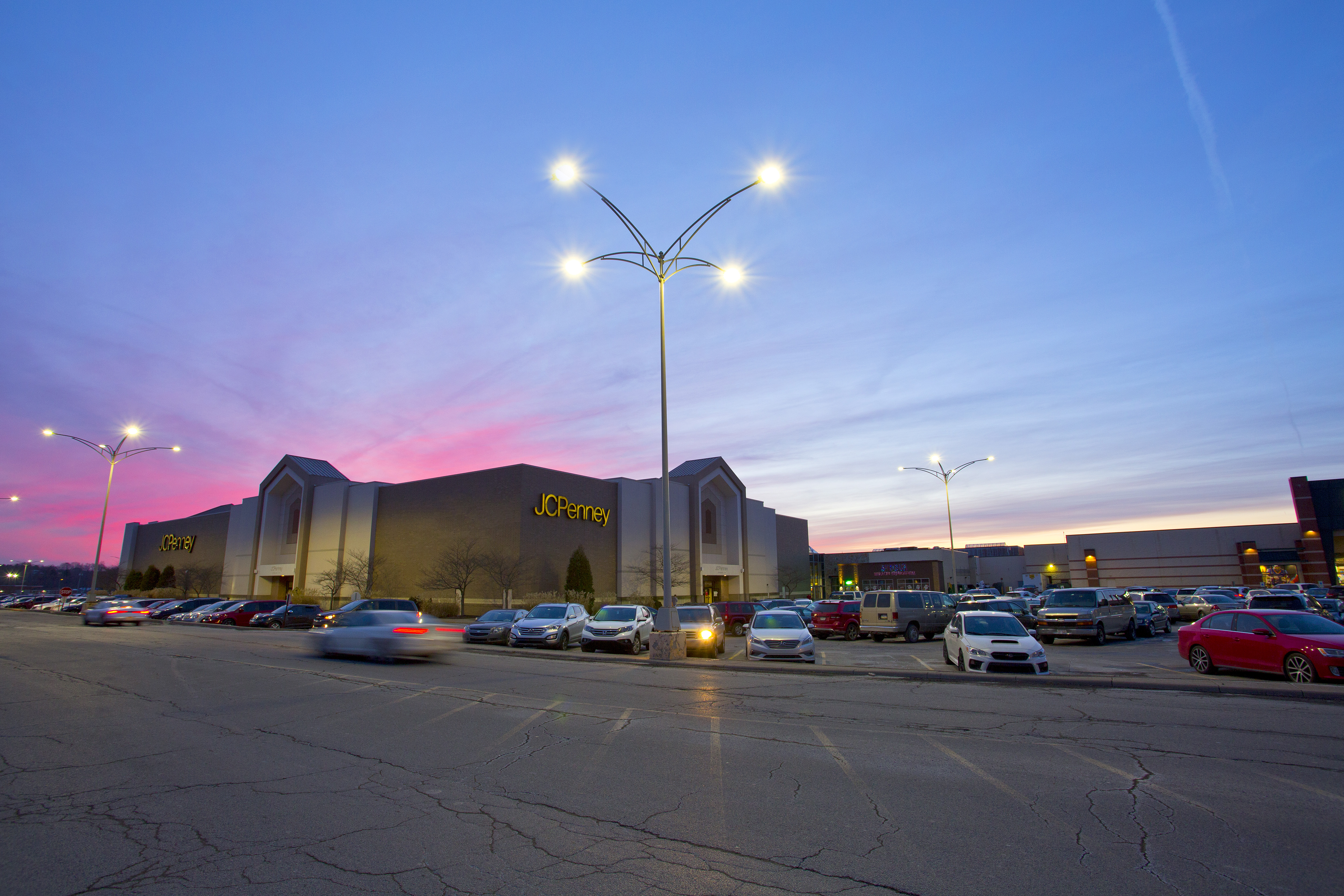 Beaver Valley Mall Sees Intense Savings After Switching to LED Lights