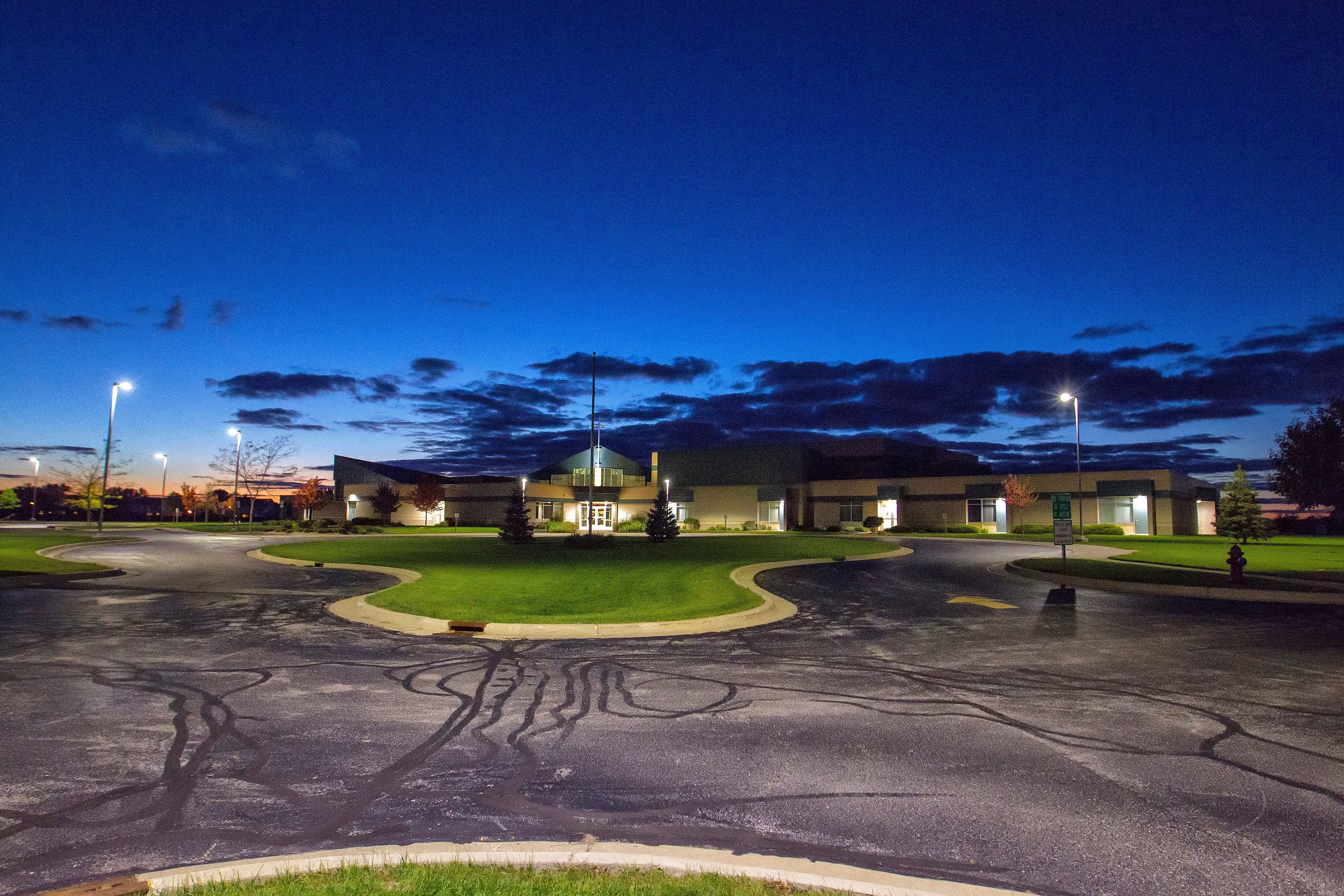 Peace Lutheran Schools Upgrade to LED Lighting with EM Visual