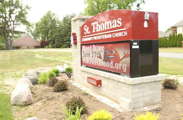 Financing Church LED Signs